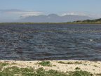False bay... windy